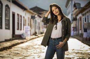 'Espelho da Vida': Alain insinua que Cris tem outro após atriz romper noivado
