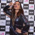 ' Tem gente que está perguntando se são músicas de rebolar a raba, não, não é', esclareceu Anitta