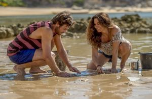 Último capítulo de 'Segundo Sol': Ícaro conhece marisqueira e engata namoro