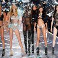 Desfile anual da Victoria's Secret aconteceu nesta quinta-feira, 8 de novembro de 2018. As angels da Victoria's Secret turma de 2018