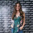 Nos bastidores: Camila Queiroz foi convidada para desfilar na coleção de verão da Colcci no Moda João Pessoa