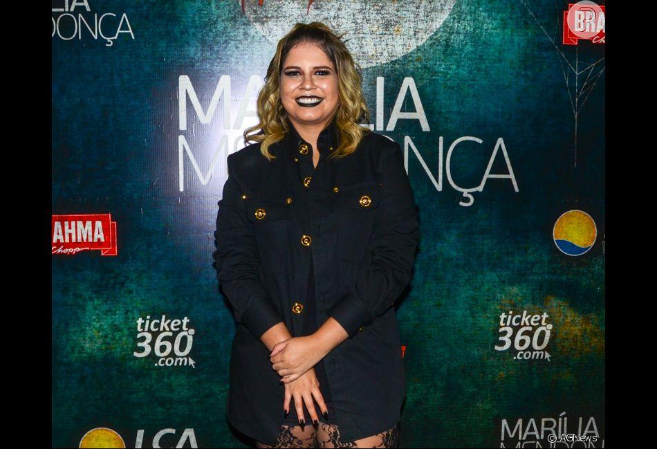 Marília Mendonça agradeceu ex-namorados por ter sido traída: ' Olha onde eu estou graças a Deus'