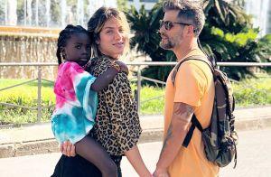 Giovanna Ewbank faz tatuagem com o nome da filha, Títi: 'Amei'. Veja fotos!