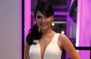 Vanessa Giácomo revela nome da primeira filha com Giuseppe Dioguardi: 'Maria'