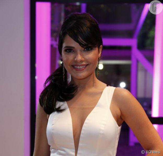 Vanessa Giácomo revela nome de sua primeira filha com o empresário GiuseppeDioguardi: 'Maria'