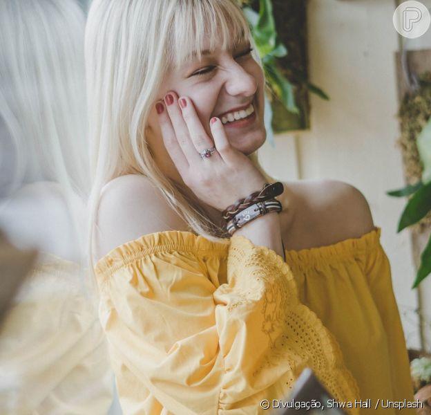 A blusa ciganinha é uma das peças chave no look boho