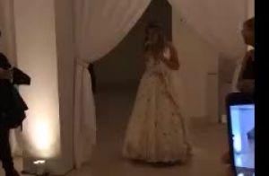 Emoção! Marília Mendonça canta no casamento da mãe, Ruth, em Goiânia. Vídeo