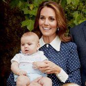 Macacão de Louis, filho de Kate e William, esgota e reposição custa R$ 262