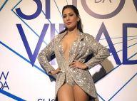 Simaria usa body com blazer de paetês. 'Transmite sensualidade', explica stylist