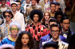 5cacbc4493 Desfile da Dolce & Gabbana é cancelado após acusação de racismo em campanha