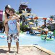 Apesar do clima de intimidade, Caio Castro e Maria Casadevall negaram o romance