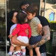 Adriana Sant'Anna é casada com ex-BBB Rodrigão, com quem tem dois filhos