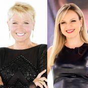 Xuxa parabeniza Eliana por aniversário e apresentadora se emociona: 'Amo você'