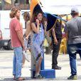 Isabelle Drummond e Rafael Vitti já começaram a gravar 'Verão 90': eles serão Manu e João na novela