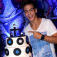 Ronald é   filho mais velho do ex-jogador de futebol Ronaldo Lima, mais conhecido como 'Fenômeno'