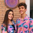 João Guilherme Ávila está namorando com a youtuber Jade Picon