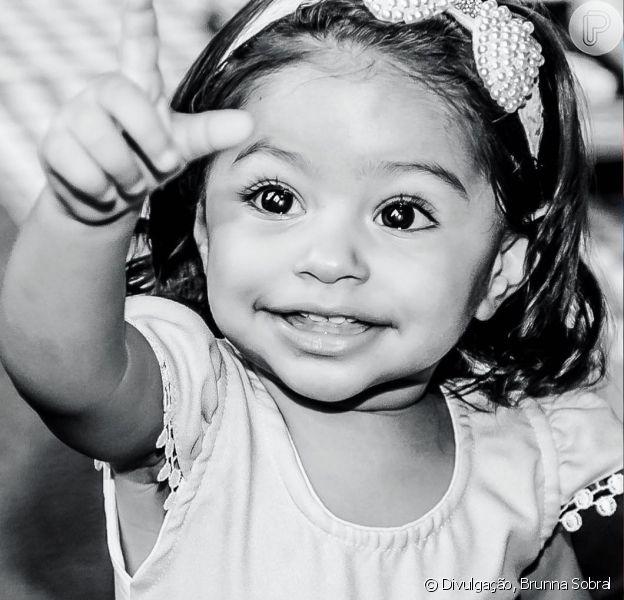 Juliana Alves postou uma foto da filha, Yolanda, e os fãs apontaram semelhança com a personagem Moana, da Disney, nesta sexta-feira, 23 de novembro de 2018