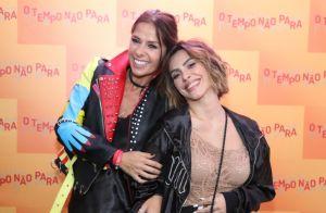 Cleo nega desentendimento com Adriane Galisteu em bastidor de novela: 'Amigas'