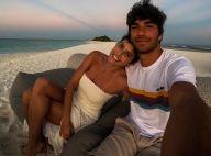 Deborah Secco comemora aniversário antecipado nas Maldivas:'Vou passar no avião'