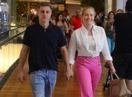 Sem os filhos, Angélica e Luciano Huck curtem programa de casal no Rio. Fotos!