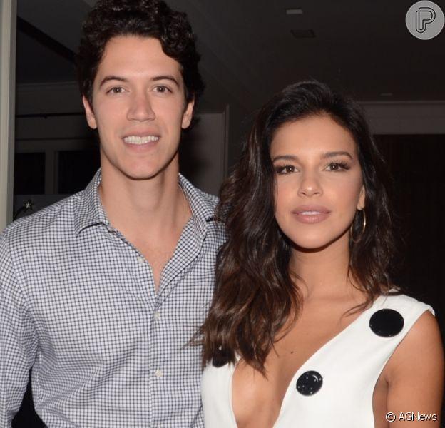Mariana Rios está noiva do empresário Lucas Kalil