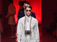Looks monocromáticos e estampas são tendências em semana de moda brasileira