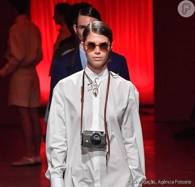 As tendências da Casa de Criadores, semana de moda que lança novos talentos. O evento vai até 30 de novembro de 2018