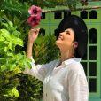 Deborah Secco está de férias da TV desde o fim a novela 'Segundo Sol'