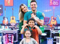 Wesley Safadão faz nova festa para Yhudy e mostra foto com a família. Veja!