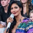 Tratamento de Simaria contra tuberculose será mantido em 2019, como cantora disse em suas redes sociais nesta quarta-feira, dia 05 de dezembro de 2018