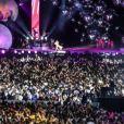 Ivete Sangalo lotou estádio em São Paulo para gravar seu DVD 'Live Experience' na noite deste sábado, 8 de dezembro de 2018