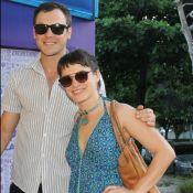 Sérgio Guizé descarta gravidez de Bianca Bin: 'Tem que trabalhar muito ainda'