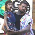 Sofia, filha de Cauã Reymond, fará participação no filme 'Pedro', protagonizado pelo pai