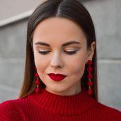 5 ideias de maquiagem para o Natal inspiradas nas celebs
