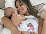 Após críticas, Mayra Cardi deixa web 2 meses após filha nascer: 'Peço para sair'