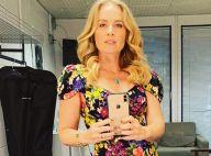 Angélica elege look D&G floral com renda para premiação: 'Bem blogueirinha'