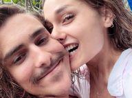 Sasha comemora aniversário de namoro com Bruno Montaleone: '1 ano amando você'