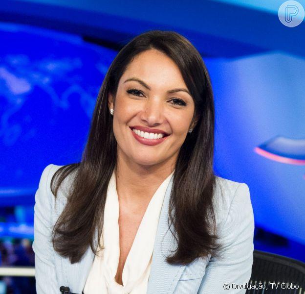 Patricia Poeta deverá fazer programa na Globo em 2015