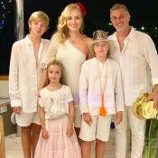 Luciano Huck exalta diálogo em foto com Angélica e filhos no Ano-Novo: 'Juntos'