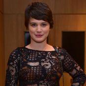 Bianca Bin destaca praticidade de cabelo curto com corte novo: 'Fase mais feliz'
