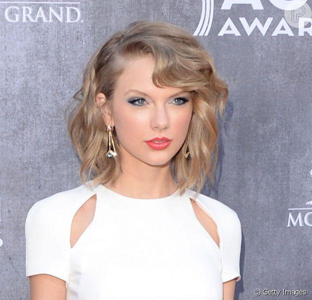 Taylor Swift é eleita celebridades mais bem vestida de 2014 pela revista 'People', em 17 de setembro de 2014