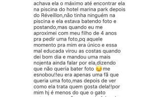 Marília Mendonça se desculpa com fã por negar foto depois de show. Entenda!
