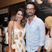 Rodrigo Santoro e Mel Fronckowiak evitam comparações com a filha: 'Ela é ela'