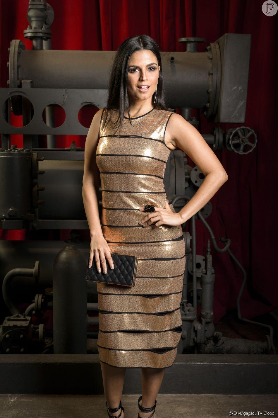 Emanuelle Araujo se prepara para estrelar novela na Globo e lançar segunda temporada da série 'Samantha' na NetFlix