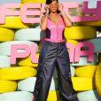 Em 2014, Rihanna foi nomeada diretora de criação e embaixadora global da linha Feminina da Puma.