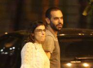 Maria Ribeiro e o diretor de cinema Fernando Fraiha estão namorando, diz jornal