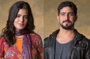 Novela 'Órfãos da Terra': Renato Góes e Julia Dalavia viverão um amor proibido