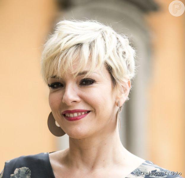 Mariacarla (Regiane Alves) é traída por Lúcio (João Baldasserini) e acaba presa por roubo nos últimos capítulos da novela 'O Tempo Não Para'