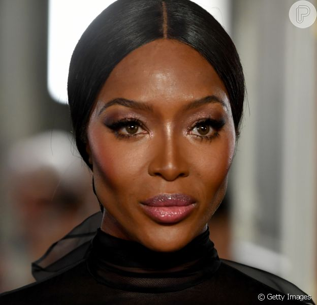Valentino Spring Summer 2019 na Paris Fashion Week: Naomi Campbell