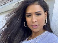 Simone afasta rumor de gravidez após visita a loja de bebê: 'Barriga saliente'